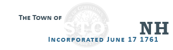 Town of Goffstown, NH - Official  Website