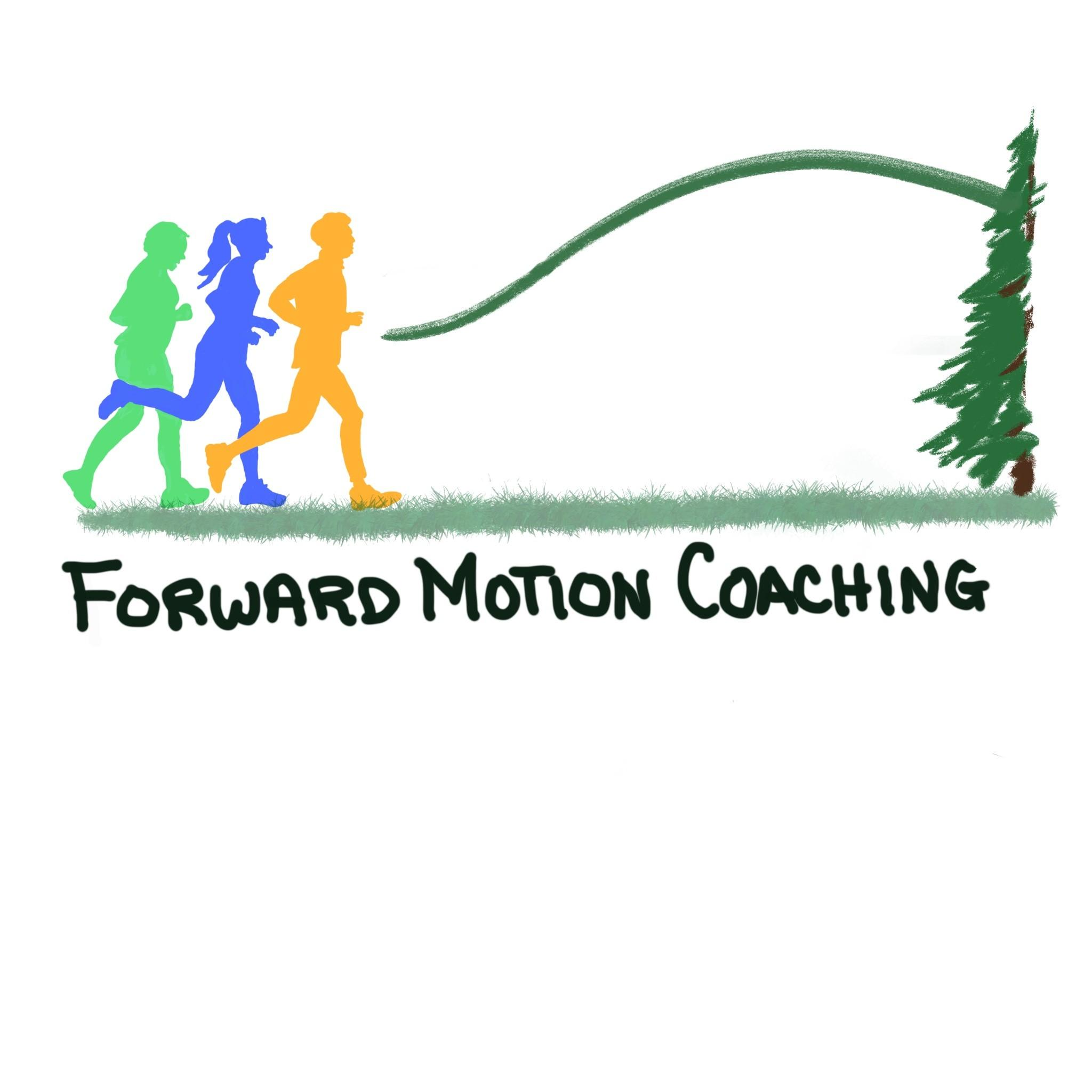 Forward Motion Coaching Logo